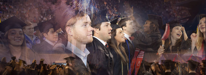 Commencement marks new start for graduates