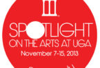 Spotlight on the Arts Logo 2013