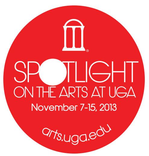 Spotlight on the Arts Logo 2013