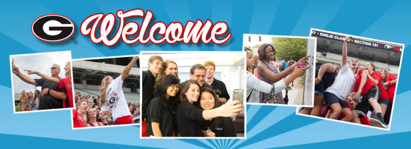 #WelcomeUGA: New semester brings new life to campus