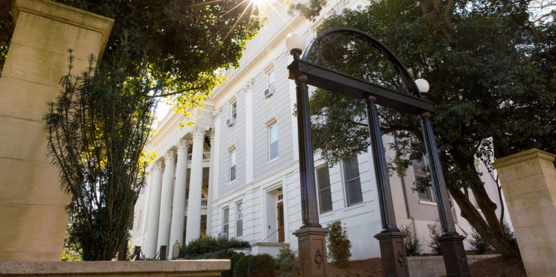 UGA moves up on Forbes list