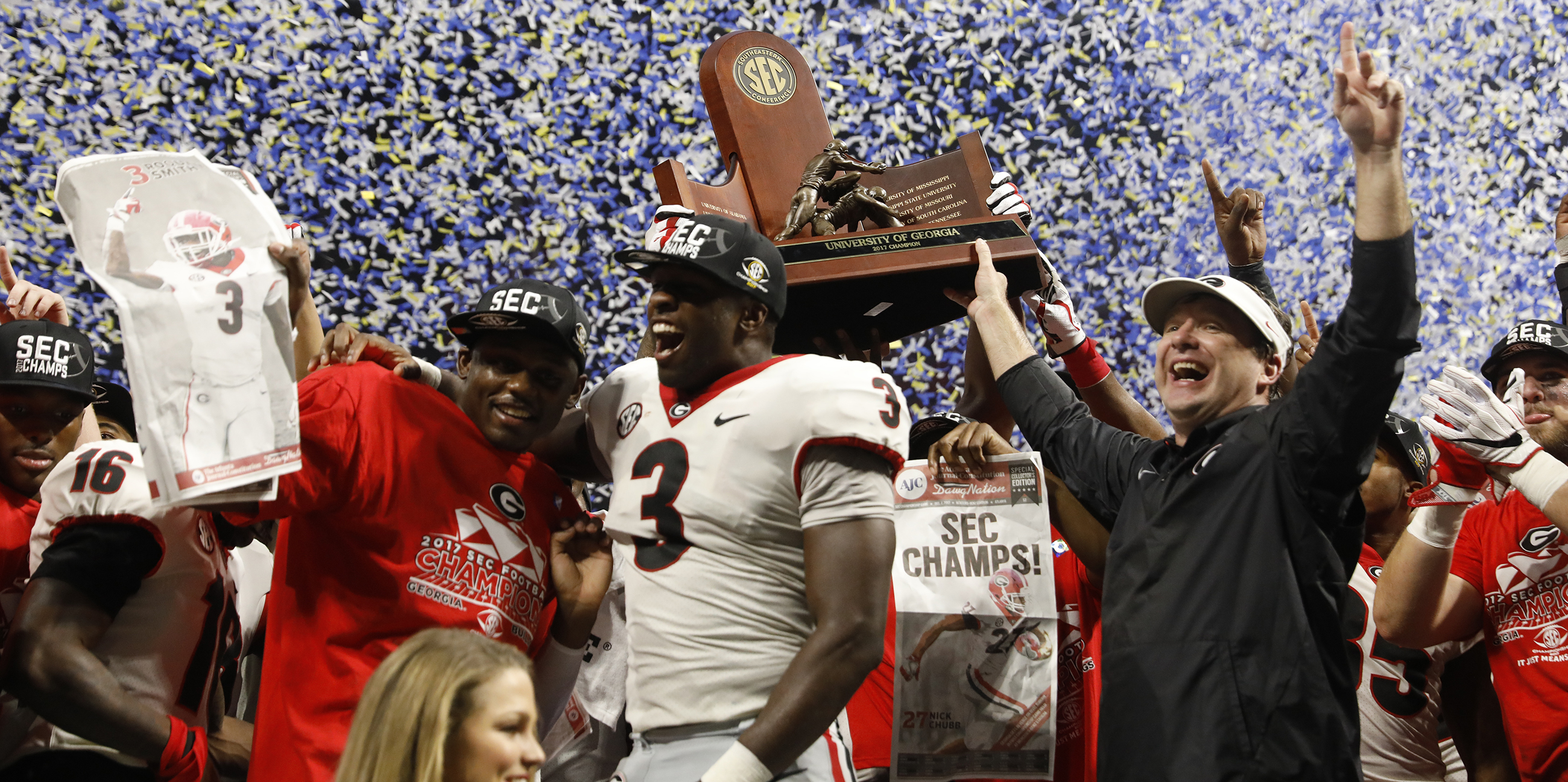 08b113d5674 Bulldogs capture SEC title