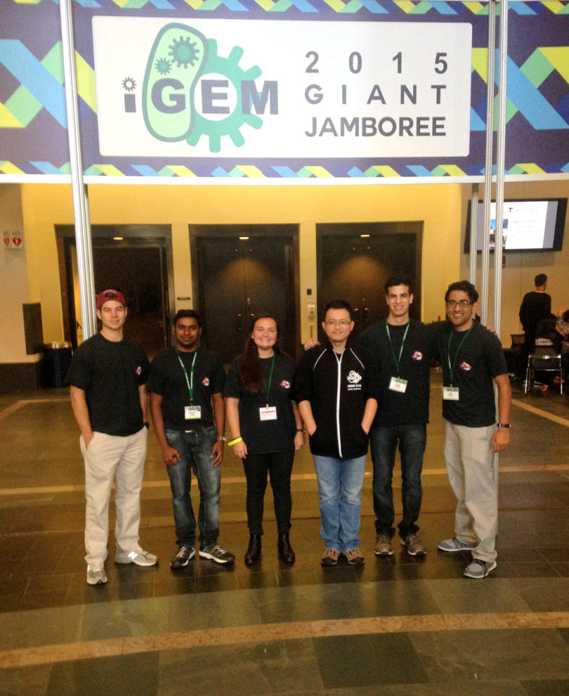 iGEM team 2015-v.photo