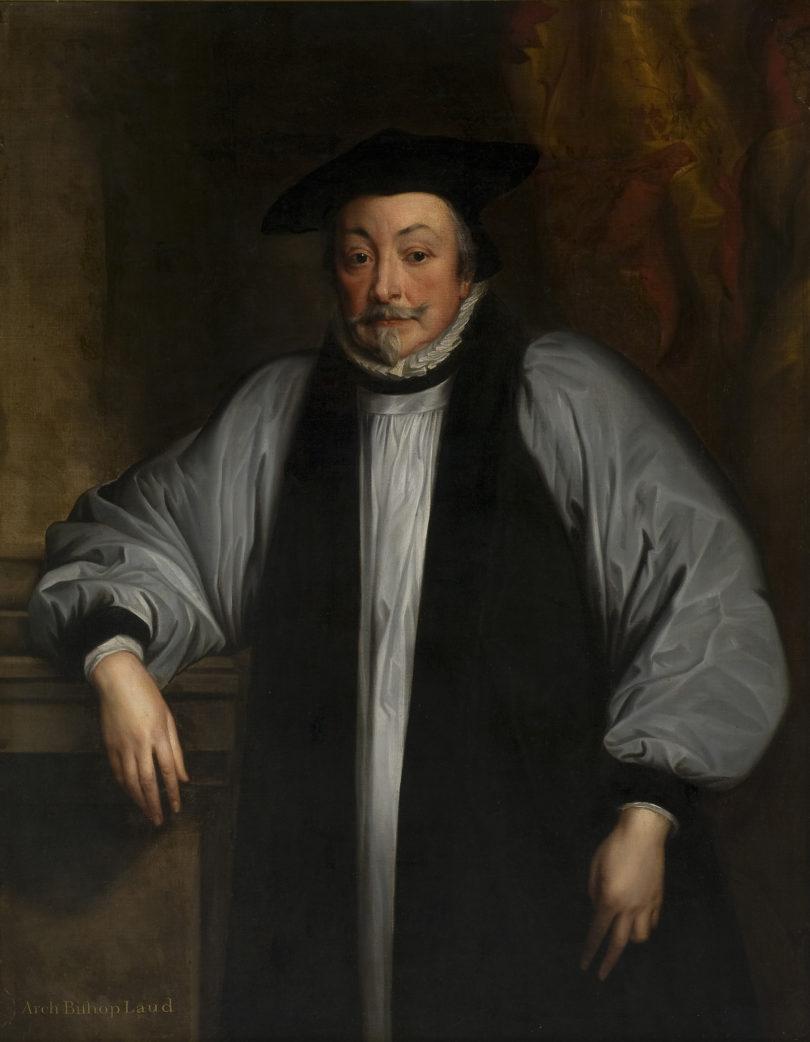 GMOA van Dyck Archbishop Laud-v