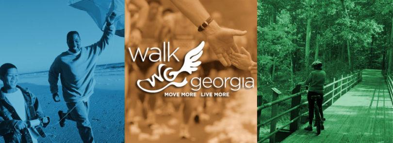 Walk Georgia steps it up with new website