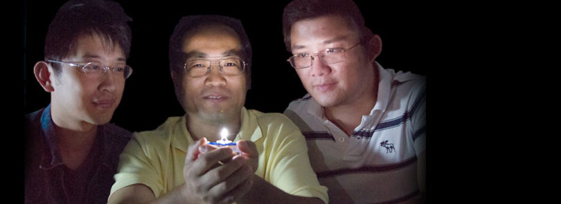 Research lights the way for future of LEDs