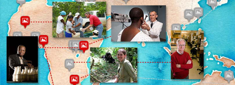 UGA research reaches deep into Africa