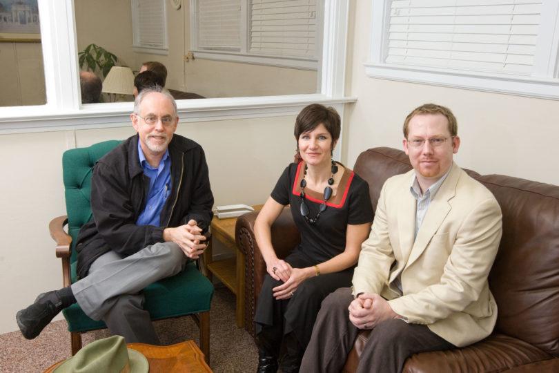 ASPIRE clinic three faculty members-H.env.portrait