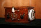 Radio exhibition audion-h