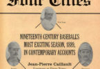 Book details 'unique' baseball season