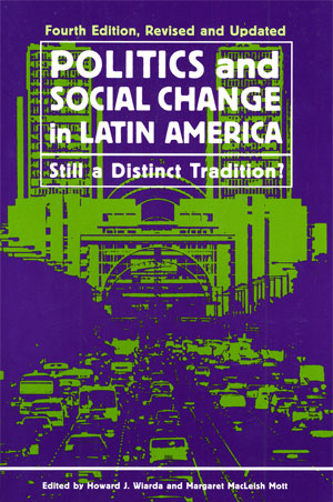 Book explores Latin American politics