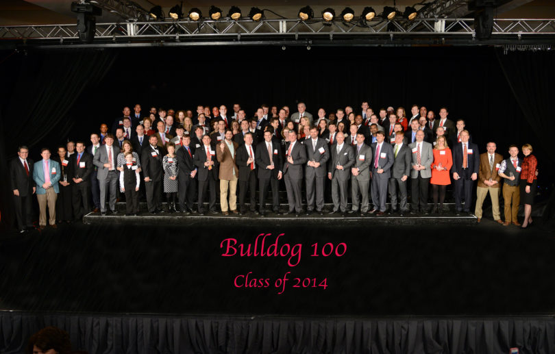 Bulldog 100 2014 group-h