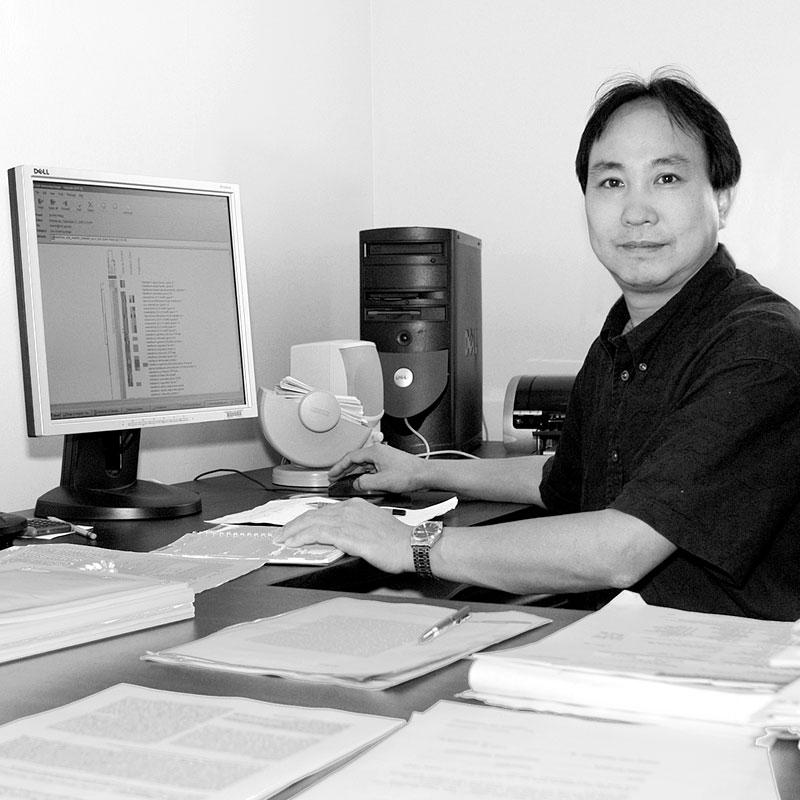 Zhen Fu head shot