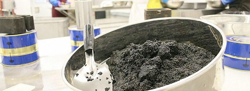 Cultivating caviar