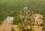 Carroll Cloar Charlie Mae painting-h