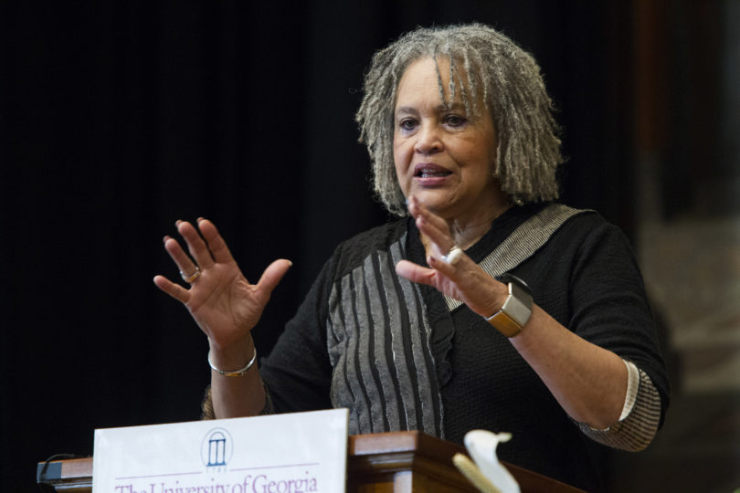 Charlayne Hunter-Gault Charter Lecture 2014-h. action
