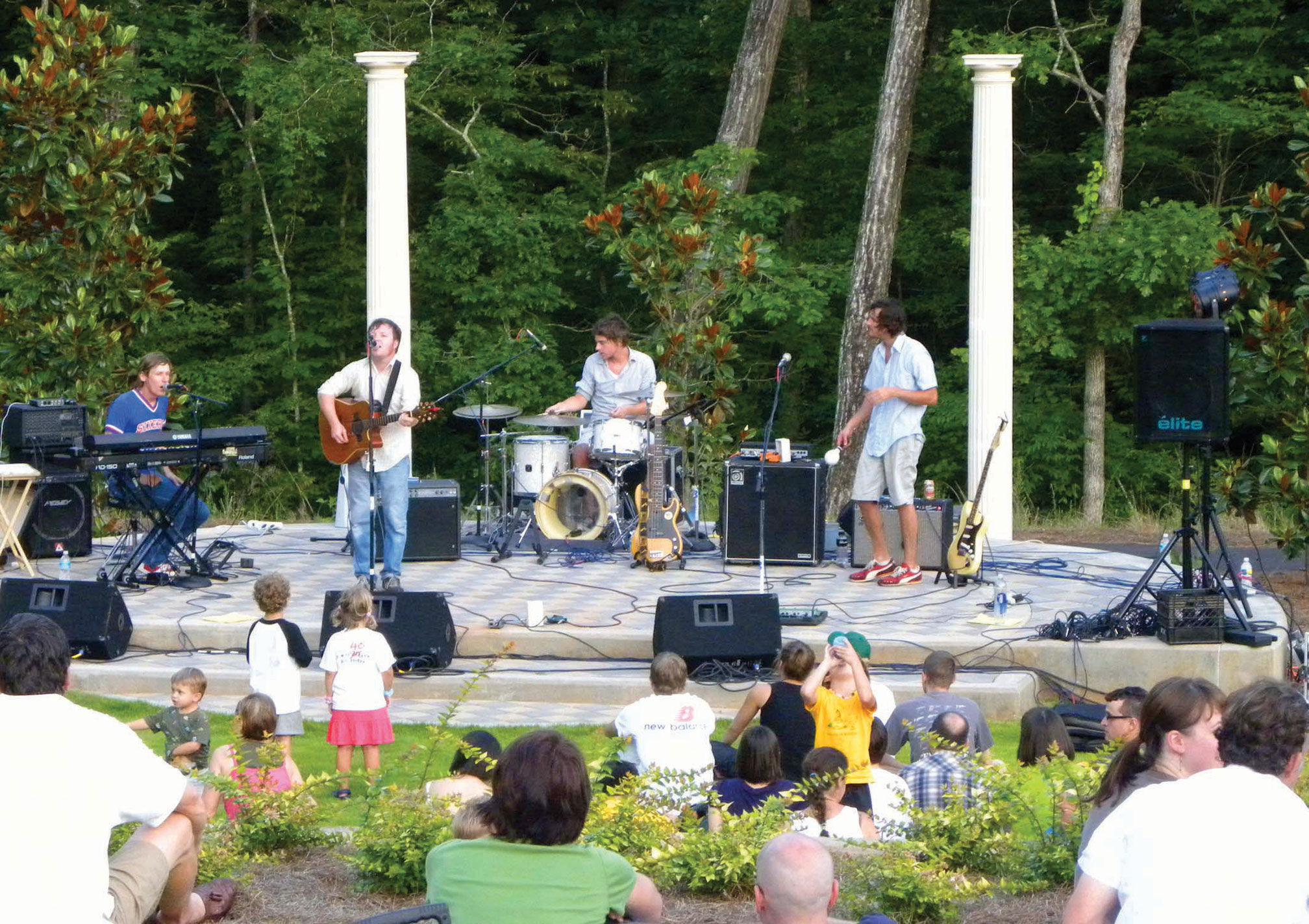 State Botanical Garden To Hold Annual Sunflower Music Series Uga Today