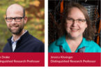 Site showcases research award recipients