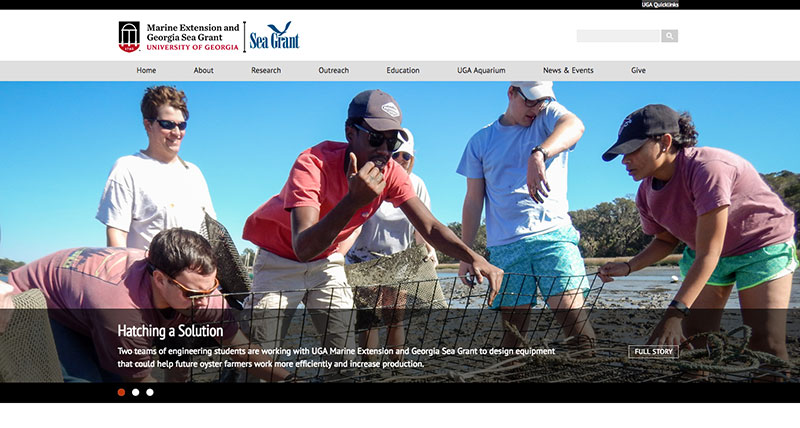 PSO unit debuts redesigned look for site
