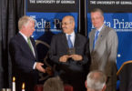 Mohamed ElBaradei receives Delta Prize for Global Understanding
