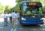 electric bus demo-h