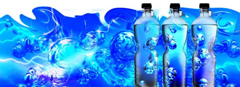 Electrified water packs powerful health punch