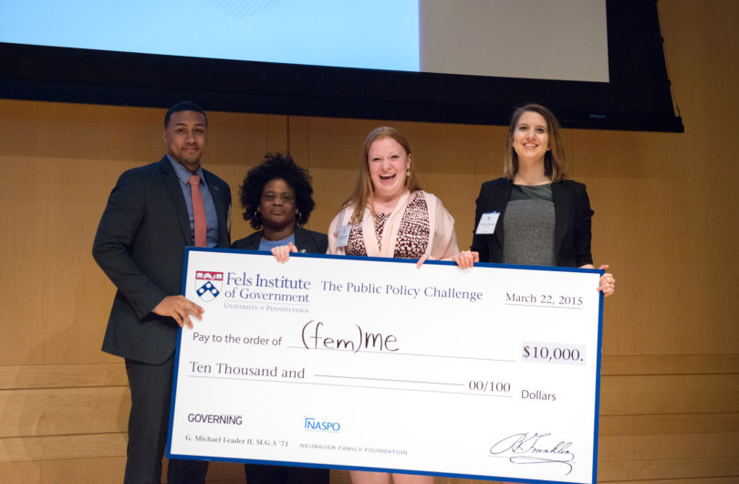 fem(me) Public Policy Challenge winners 2015-h.photo