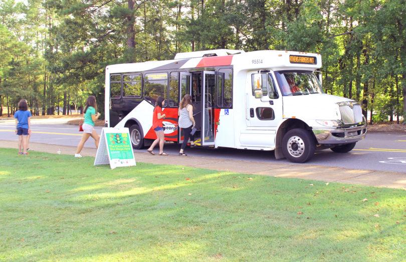 Fresh Food Bus riders-h