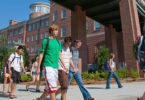 Freshman class sets a record for academics