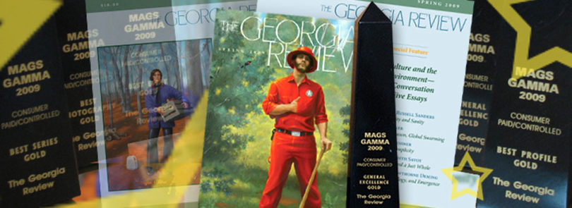 Georgia Review wins big