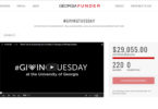 GeorgiaFunder Giving Tuesday screen shot-h