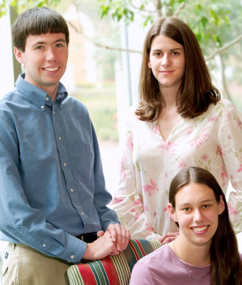 Goldwater Scholars 2004-v.env