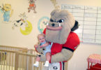 Hairy Dawg at Childcare center-h.env