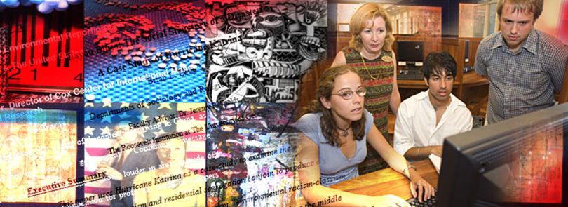 JURO@GA: online journal for undergraduate researchers