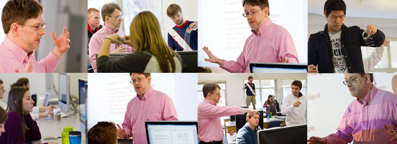Professor gets national honor for his teaching