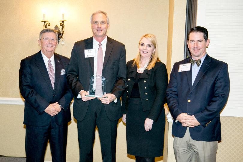 Roy Reeves Innovation in Community Leadership Award-h
