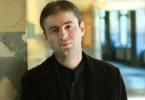 Nikola Madzirov reading at UGA 2013-h.photo