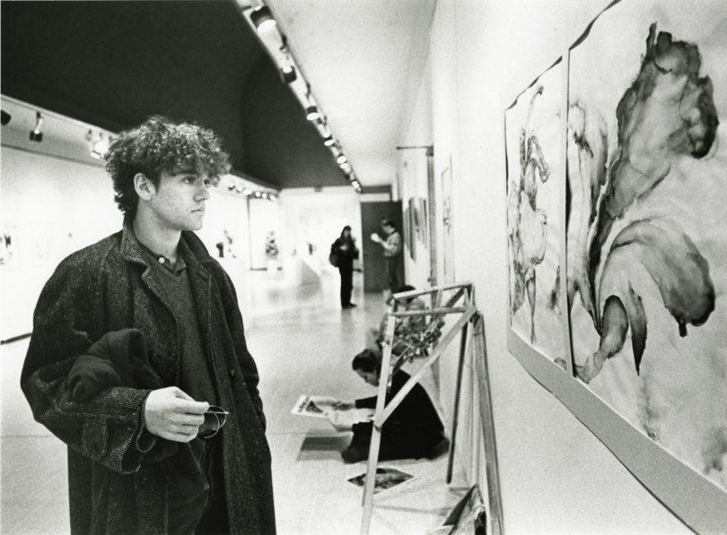 Michael Stipe Lamar Dodd School of Art-h