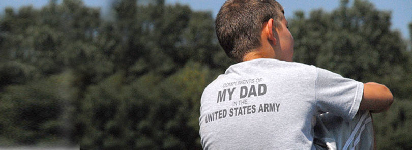 Helping kids cope with parent's deployment