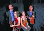 Jupiter String Quartet group-h