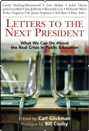 Book offers ways to improve schools