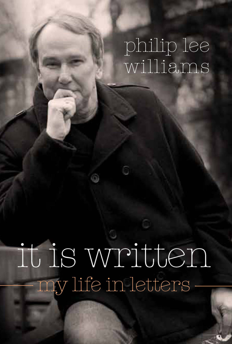 Phil Williams book It is Written cover-v