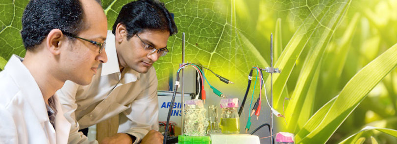 Power plants: Lab producing a brighter future