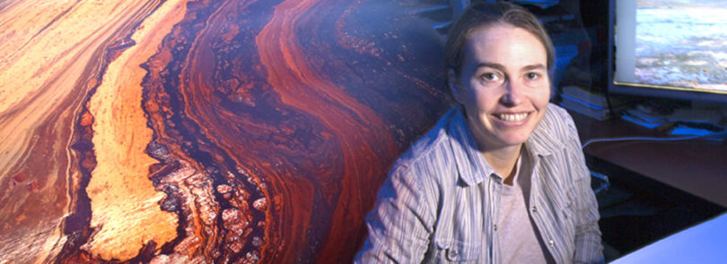 UGA marine scientists lead oil plume research mission; blog from the Gulf of Mexico