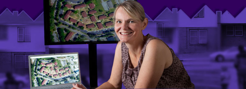 Professor turns service mission into housing history