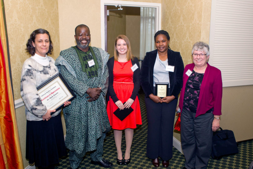Snyder Lecture Award winners 2013-h.group