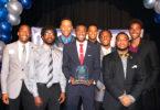 SOAR Awards Black Male Leadership Society group-h