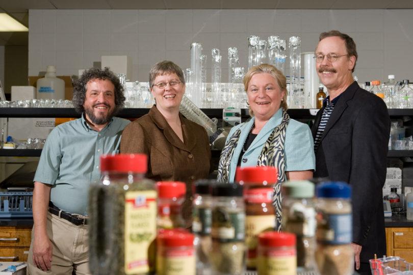 Spice researchers