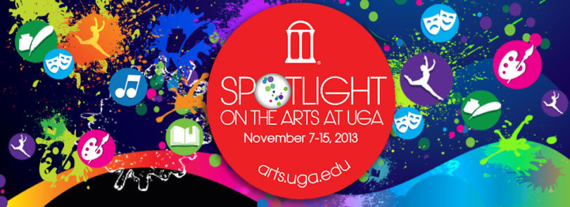 UGA is shining a Spotlight on the Arts