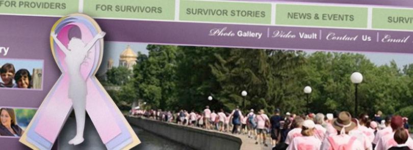 Professor of social work creates website for cancer survivors